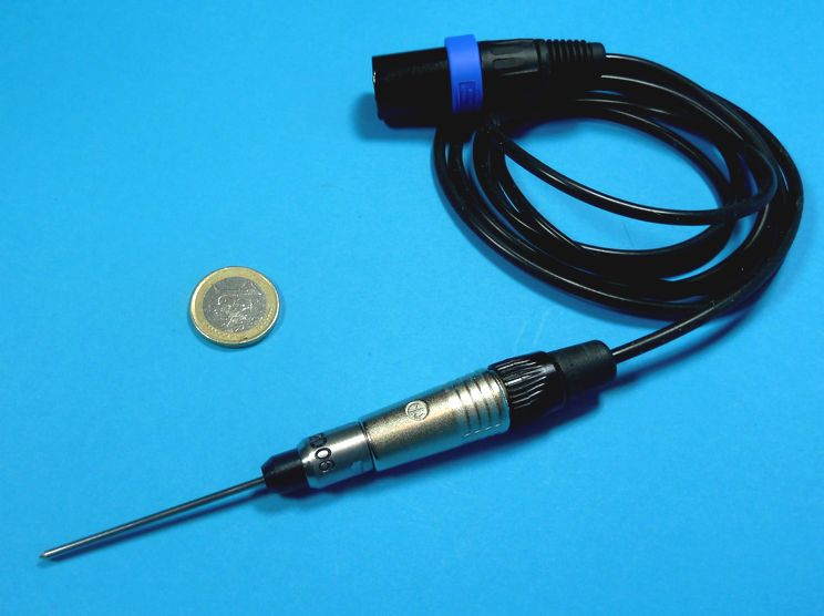 New Mini VLQ needle probe for thermal conductivity meter TK04